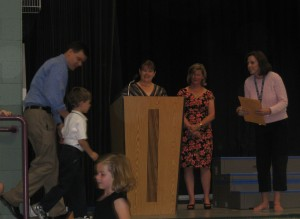 kindergarten graduation
