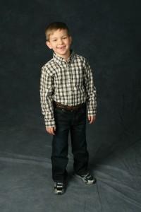 Nicholas age 6 1/2