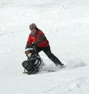 Skiing at Mt. Sunapee